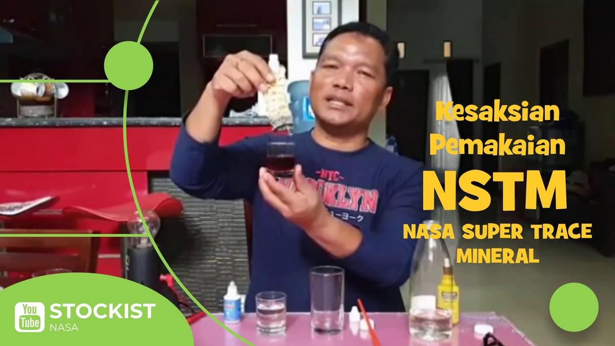 NSTM NASA Untuk Kesehatan Keluarga