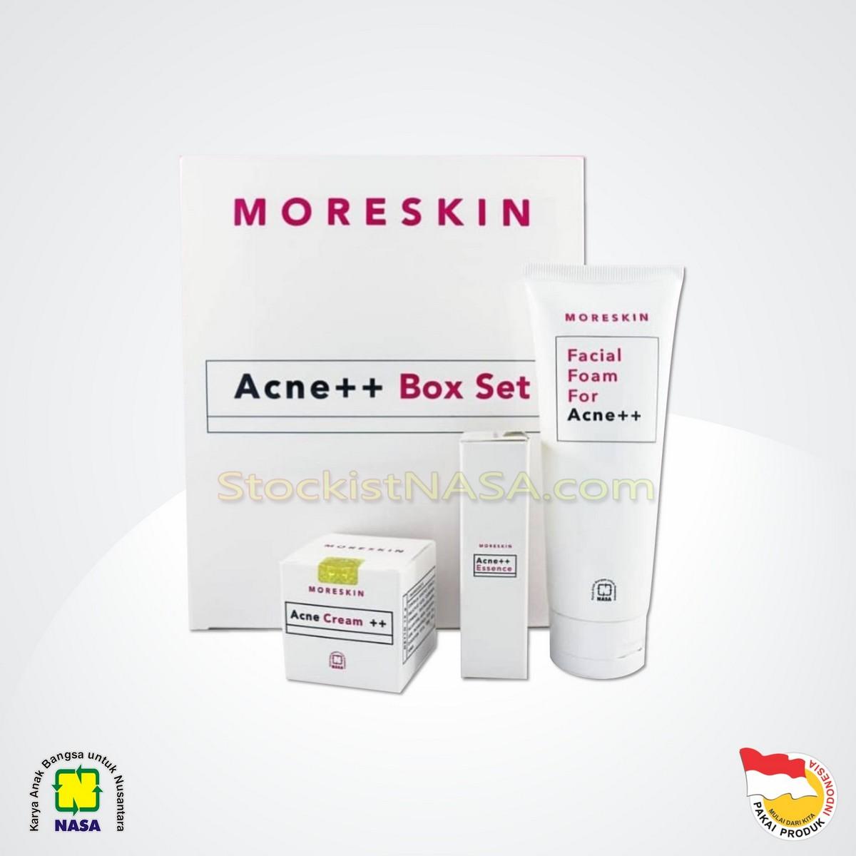 Moreskin Acne Box Set Nasa