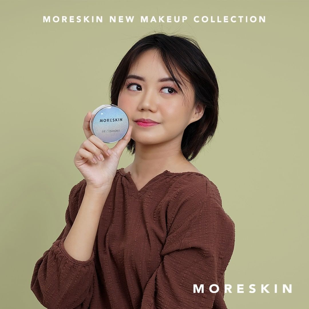 Moreskin BB Cushion Bright