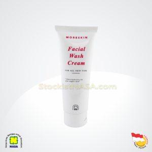 Moreskin Facial Wash Cream NASA