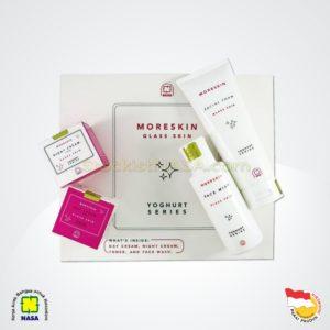 Moreskin Glass Skin Paket