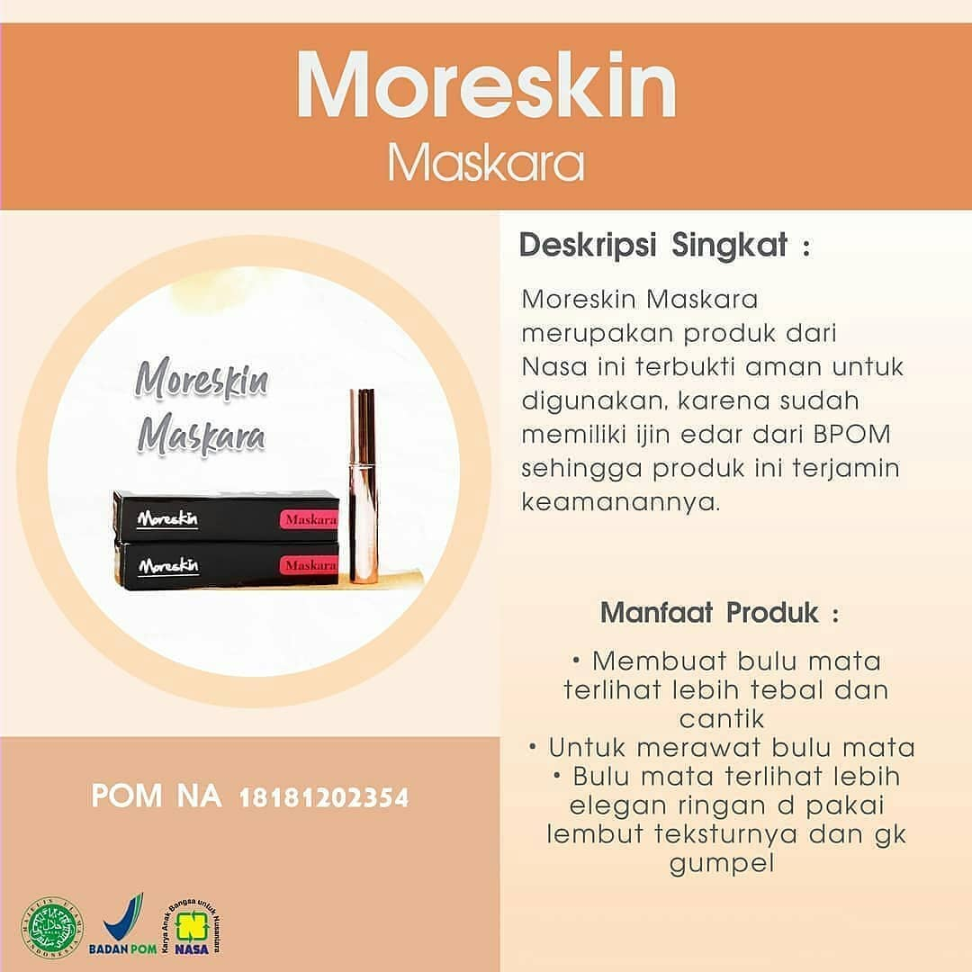 Moreskin Maskara 1