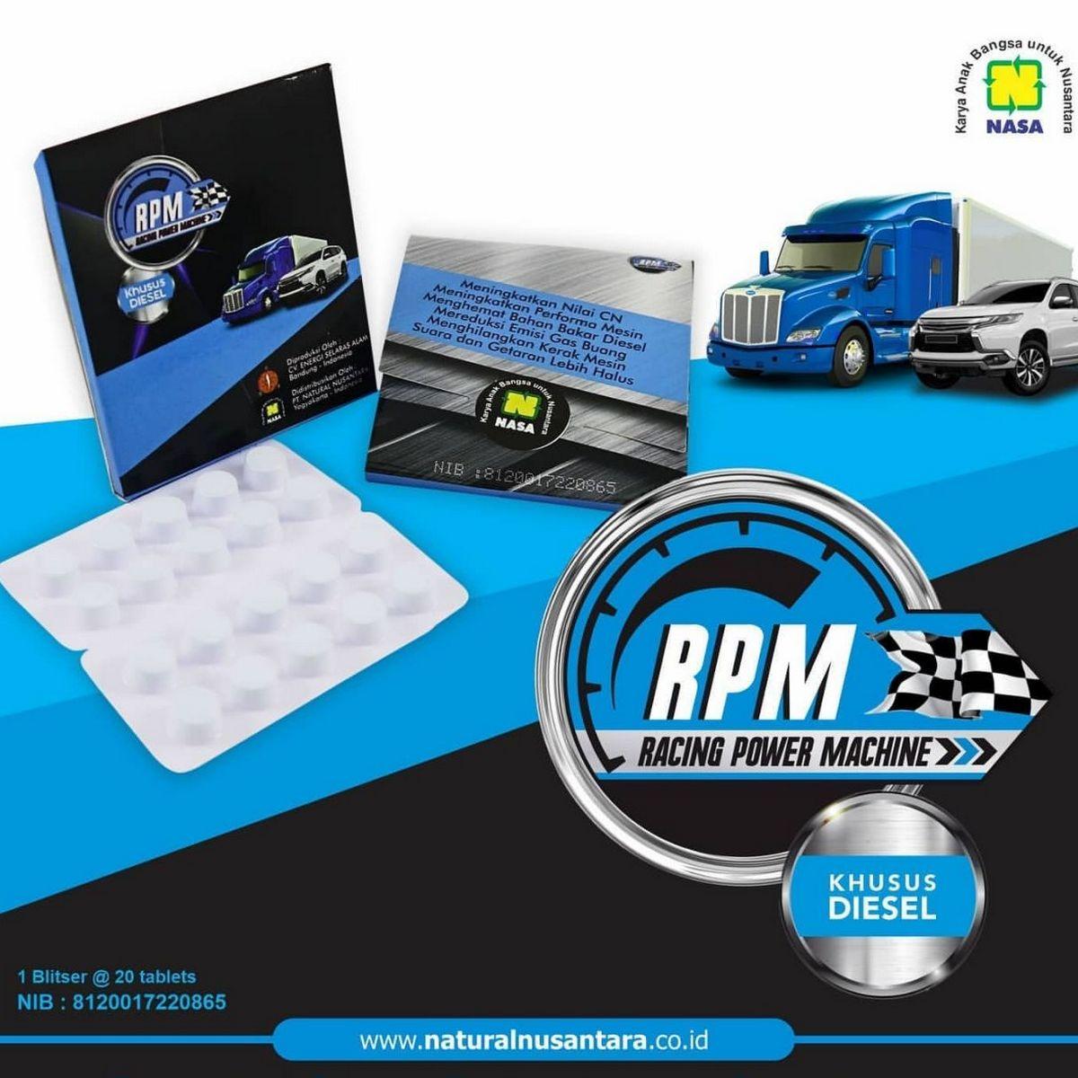 RPM Racing Power Mesin Diesel