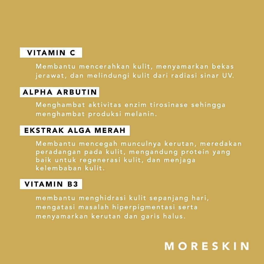 Manfaat Moreskin Soft & White