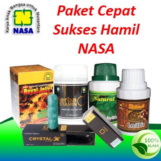 Paket Promil Herbal Alami dengan Produk Nasa untuk Keberhasilan Kehamilan