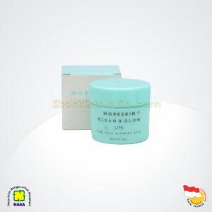 Moreskin Clean & Glow Lite Cream